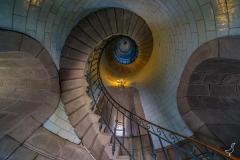 Die Schnecke im Leuchtturm