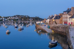 Blaue Stunde im Alten Hafen