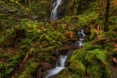 Sankenbach Wasserfälle