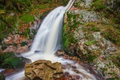 Allerheiligen Wasserfälle im Herbst